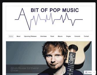abitofpopmusic.com screenshot