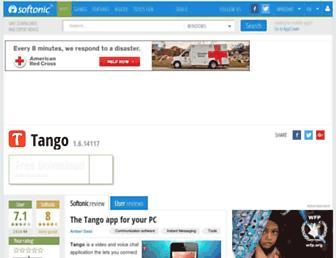 tango.en.softonic.com screenshot