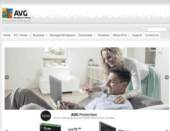 avgsa.co.za screenshot