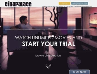 Thumbshot of Cinapalace.com