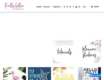 kellylollardesigns.com screenshot