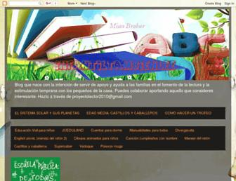 infantiltambienlee.blogspot.com screenshot