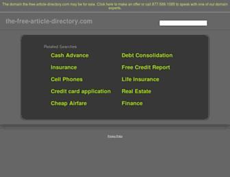 64c57c34150e4fe55323b595fa121b924c588328.jpg?uri=the-free-article-directory