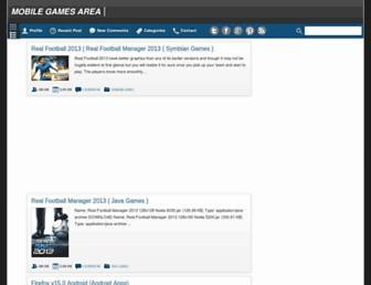 mobilegames50.blogspot.com screenshot