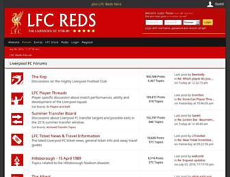 Thumbshot of Lfcreds.com