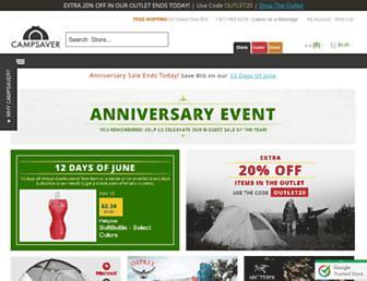 Thumbshot of Campsaver.com