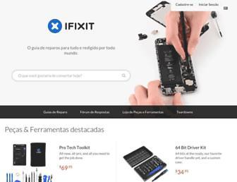pt.ifixit.com screenshot