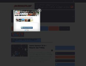 samehadaku.net screenshot