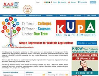 kabconsultants.com screenshot