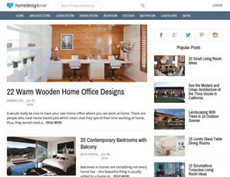 homedesignlover.com screenshot