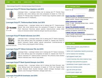 jobsvacancy.net screenshot