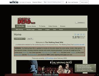 walkingdead.wikia.com screenshot
