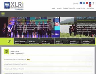 Fullscreen thumbnail of xlri.ac.in