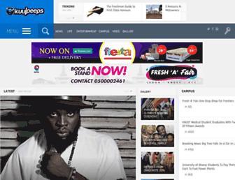kuulpeeps.com screenshot