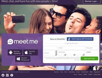 meetme.com screenshot