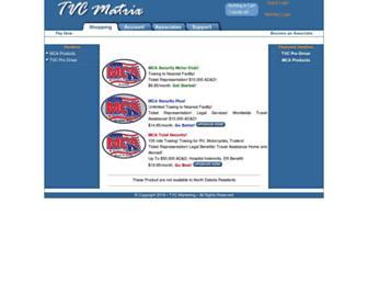 tvcmatrix.com screenshot