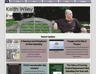 keithwiley.com screenshot