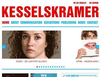 kesselskramer.com screenshot