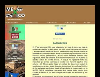mexicomaxico.org screenshot