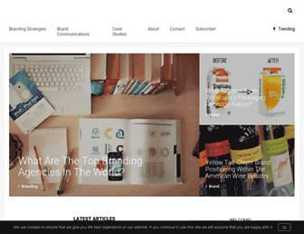 thebrandingjournal.com screenshot