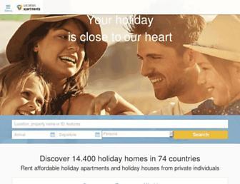 Thumbshot of Vacation-apartments.com