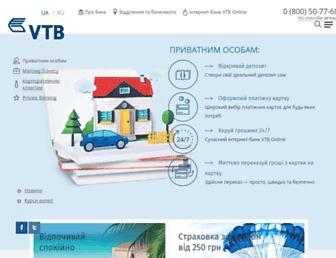 Thumbshot of Vtb.com.ua
