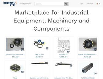 inventory.com screenshot