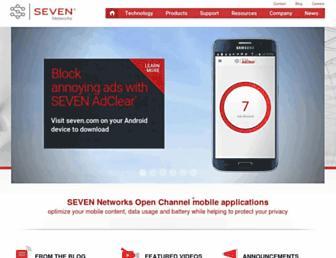 seven.com screenshot