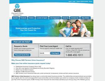 farmersunioninsurance.com screenshot