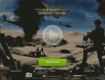 Thumbshot of Desert-operations.com