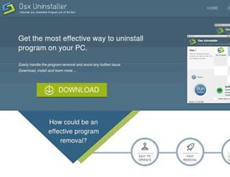 osxuninstaller.com screenshot