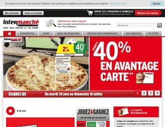 Thumbshot of Intermarche.com