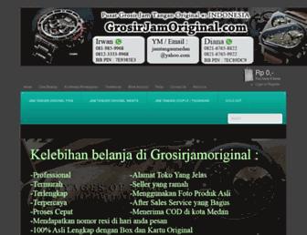 grosirjamoriginal.com screenshot