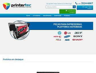 printertec.com.br screenshot