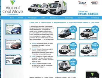 vincentcoolmove.com screenshot