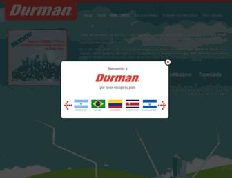 durman.com screenshot
