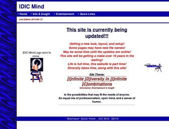 idicmind.com screenshot