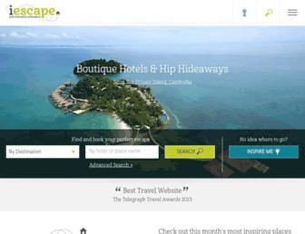 i-escape.com screenshot