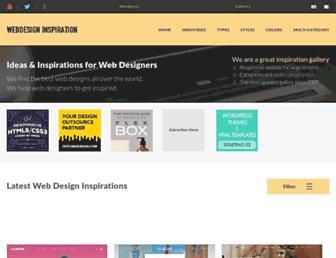 Thumbshot of Webdesign-inspiration.com