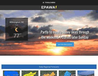 Thumbshot of Epawaweather.com