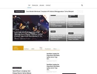 futureloka.com screenshot