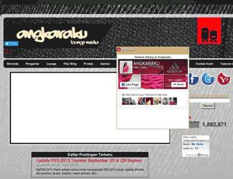 angkaraku.blogspot.com screenshot