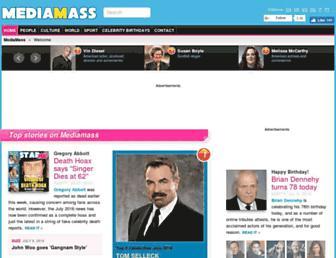 en.mediamass.net screenshot