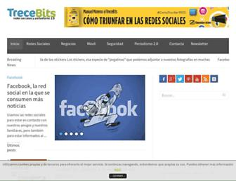 trecebits.com screenshot