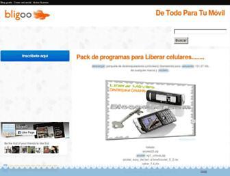 todoencelulares.bligoo.com screenshot