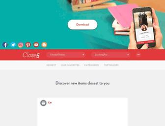 close5.com screenshot