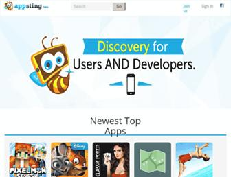 appsting.com screenshot
