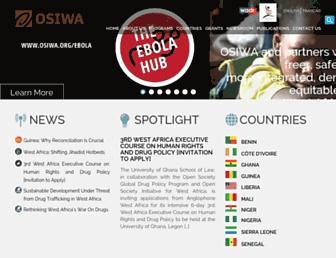 osiwa.org screenshot