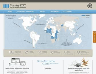countrystat.org screenshot