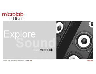 Thumbshot of Microlab.cn